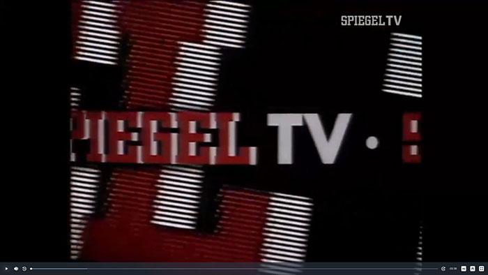 Ein Screenshot SPIEGEL-TV-Reportage Stasi-Staat von 1990